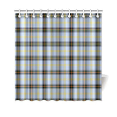Tartan Shower Curtain - Bell Of The Borders A9