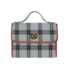 Tartan Canvas Bag - Bell Of The Borders A9