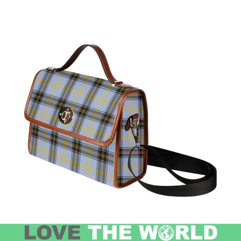 Bell Of The Borders Tartan Plaid Canvas Bag | Online Shopping Scottish Tartans Plaid Handbags
