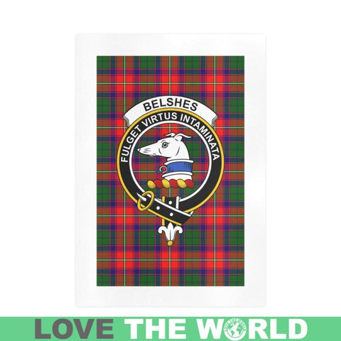 Belshes Clan Tartan Art Print F1 One Size / 19í_í‡X28í_í‡ Prints