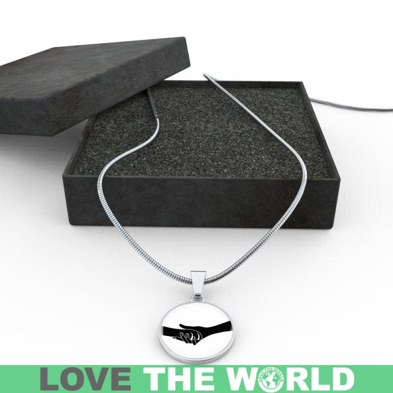 Best Friend For Life Necklaces Z1 Luxury Necklace W/ Adjustable Snake-Chain