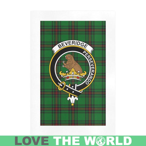 Beveridge Clan Tartan Art Print F1 One Size / 16í_í‡X23í_í‡ Prints