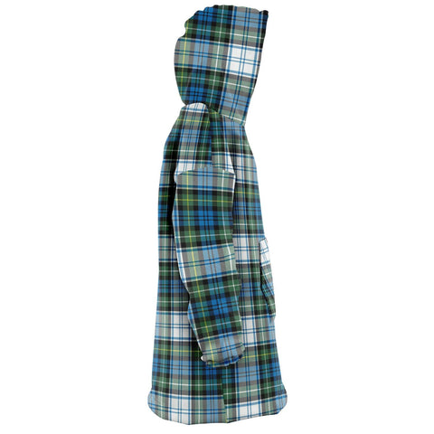 Campbell Dress Ancient Snug Hoodie - Unisex Tartan Plaid Right