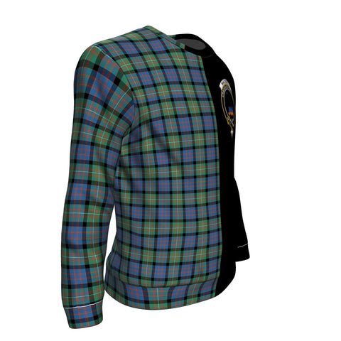 Image of MacDonnell of Glengarry Ancient Tartan Sweatshirt - Half Style TH8