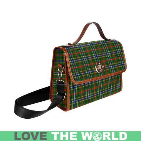 Image of Bisset Tartan Plaid Canvas Bag | Online Shopping Scottish Tartans Plaid Handbags