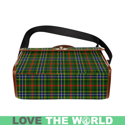 Bisset Tartan Plaid Canvas Bag | Online Shopping Scottish Tartans Plaid Handbags