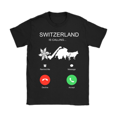 SWITZERLAND IS CALLING C1