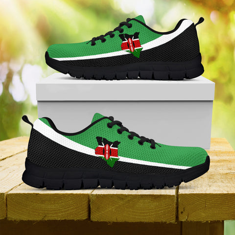 Kenya Map Special Sneakers | High Quality | Hot Sale