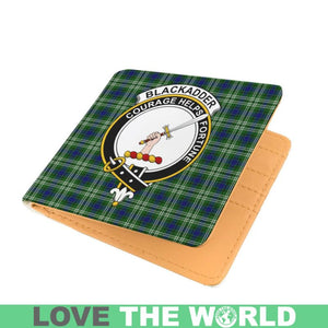 BLACKADDER CLAN TARTAN MEN WALLET A3