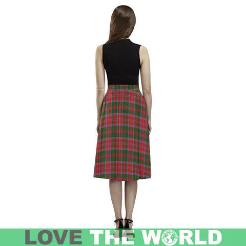 Image of Blackford Tartan Aoede Crepe Skirt S12 Skirts