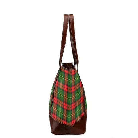 Blackstock Tartan Clan Badge Tote Handbag Hj4 Handbags