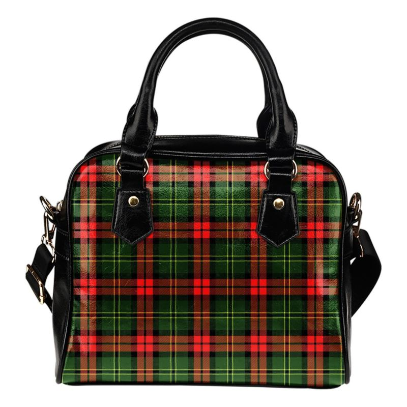Blackstock Tartan Shoulder Handbag - Bn Handbags