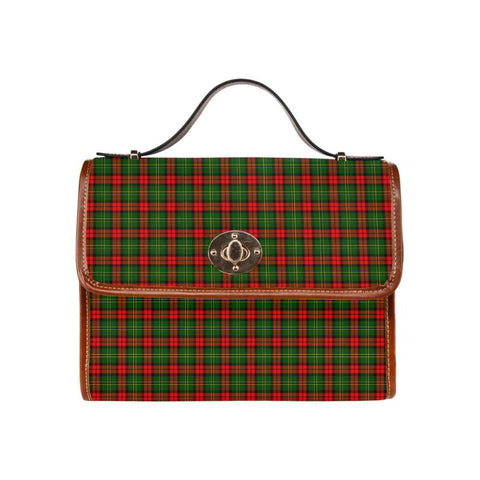 Blackstock Tartan Waterproof Canvas BagA9 Tartan Canvas Bag | Waterproof Bag | Scottish Bag