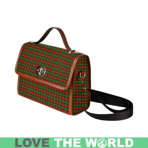 Blackstock Tartan  Waterproof Canvas BagA9 Tartan Plaid Canvas Bag | Online Shopping Scottish Tartans Plaid Handbags
