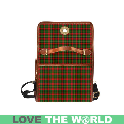 Image of Blackstock Tartan Waterproof Canvas BagA9 Tartan Canvas Bag | Waterproof Bag | Scottish Bag