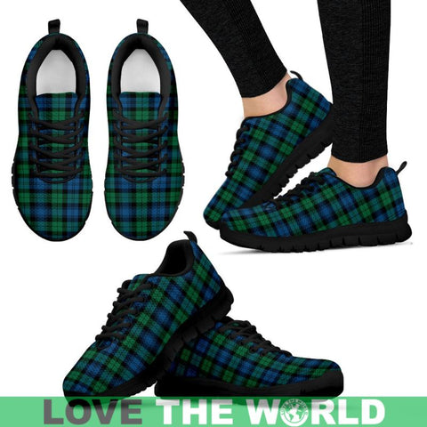 Blackwatch Ancient Tartan Sneakers - Bn Mens Sneakers White 1 / Us5 (Eu38)
