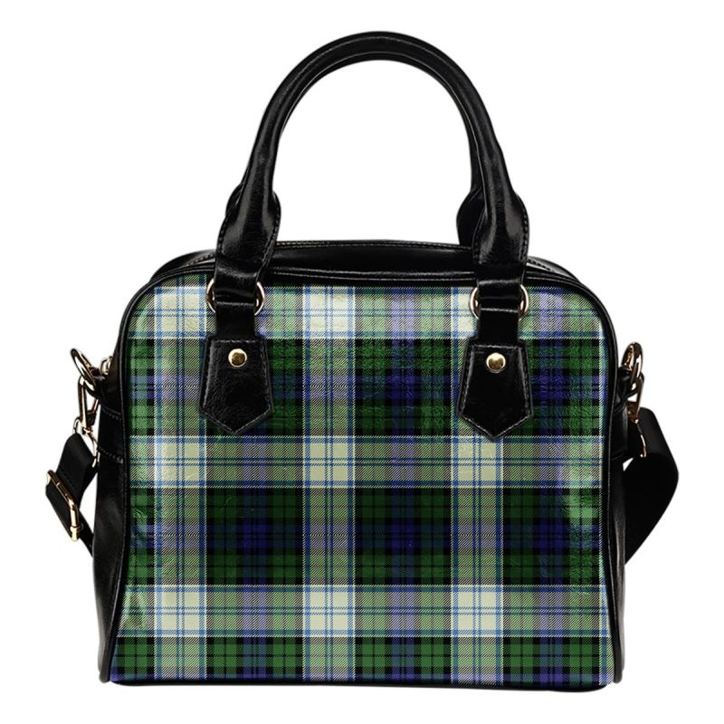 Blackwatch Dress Modern Tartan Shoulder Handbag - Bn Handbags
