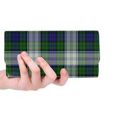 BLACKWATCH DRESS MODERN TARTAN TRIFOLD WALLET HJ4