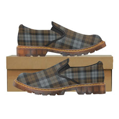 Tartan Martin Loafer - Blackwatch Weathered A9