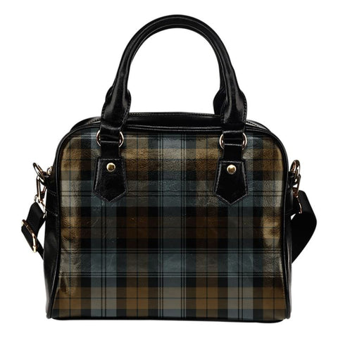 Blackwatch Weathered Tartan Shoulder Handbag - Bn Handbags