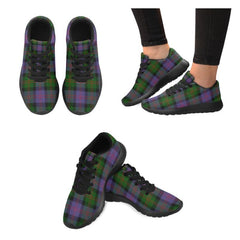 Blair Modern Tartan Shoes/ Tartan Sneakers HJ4