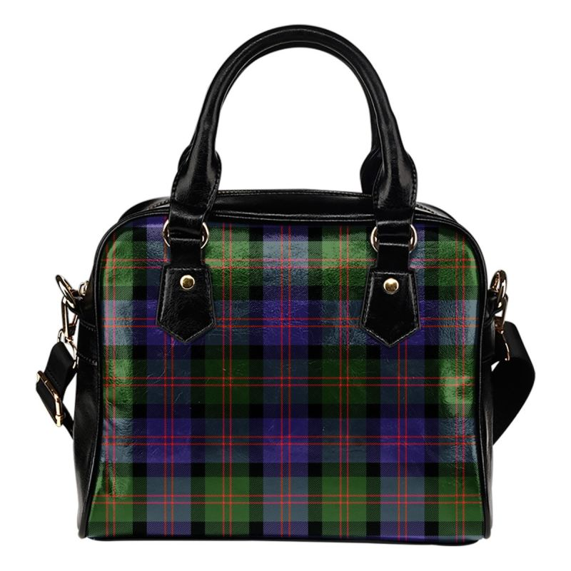 Blair Modern Tartan Shoulder Handbag - Bn Handbags