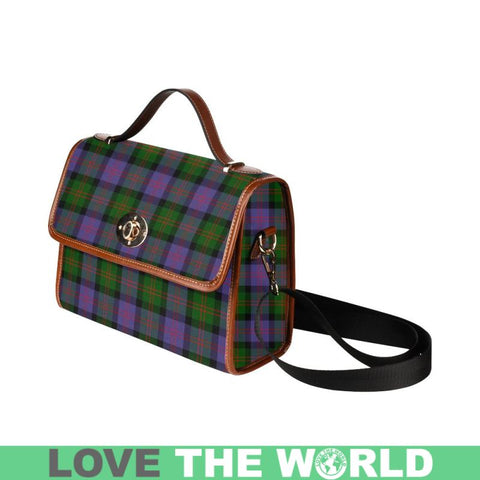 Blair Modern Tartan Plaid Canvas Bag | Online Shopping Scottish Tartans Plaid Handbags