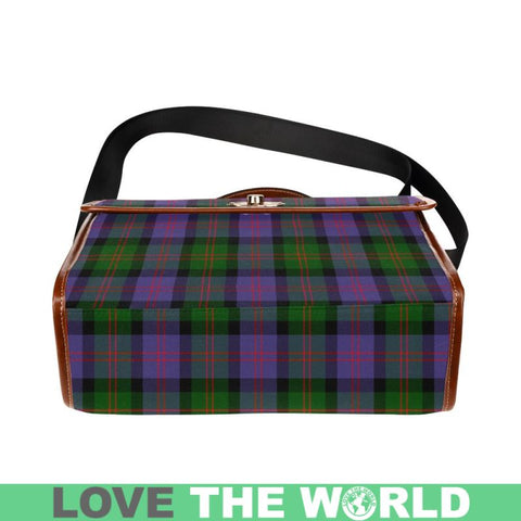 Image of Blair Modern Tartan Plaid Canvas Bag | Online Shopping Scottish Tartans Plaid Handbags