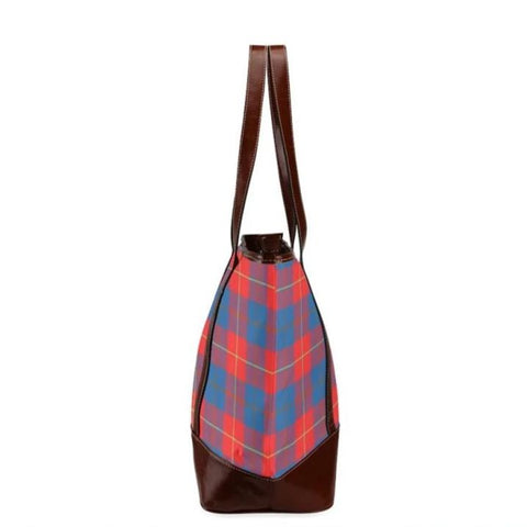 Blane Tartan Clan Badge Tote Handbag Hj4 Handbags