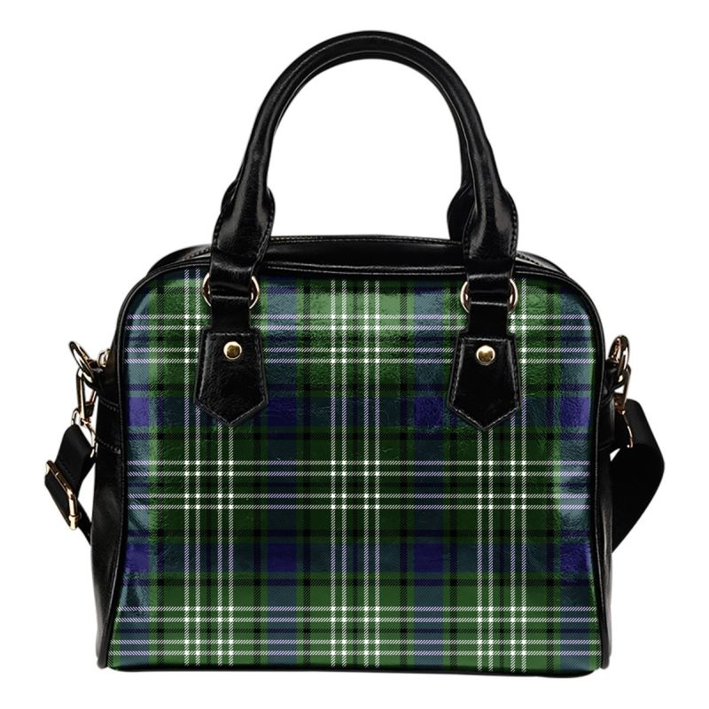 Blyth / Tweeside District Tartan Shoulder Handbag - Bn Handbags