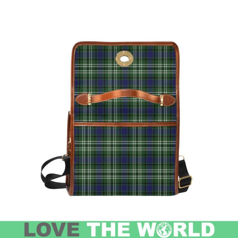 Image of Blyth _ Tweeside District  Tartan Plaid Canvas Bag | Online Shopping Scottish Tartans Plaid Handbags