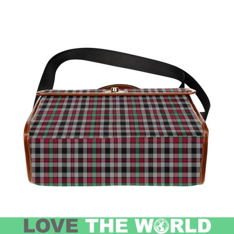 Borthwick Ancient Tartan Plaid Canvas Bag | Online Shopping Scottish Tartans Plaid Handbags