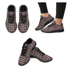 Borthwick Dress Ancient Tartan Shoes/ Tartan Sneakers HJ4