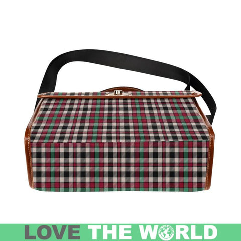 Image of Borthwick Dress Ancient Tartan Plaid Canvas Bag | Online Shopping Scottish Tartans Plaid Handbags