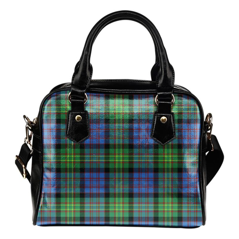 Bowie Ancient Tartan Shoulder Handbag - Bn Handbags