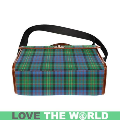 Bowie Ancient Tartan Plaid Canvas Bag | Online Shopping Scottish Tartans Plaid Handbags