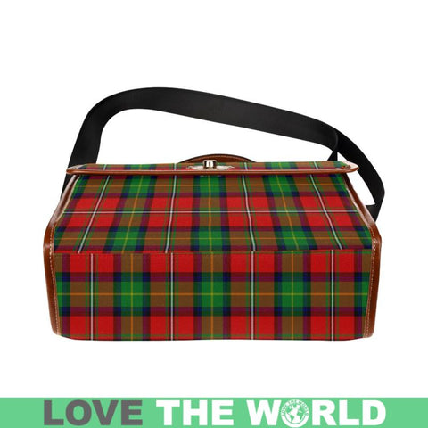 Image of Boyd Modern Tartan Plaid Canvas Bag | Online Shopping Scottish Tartans Plaid Handbags