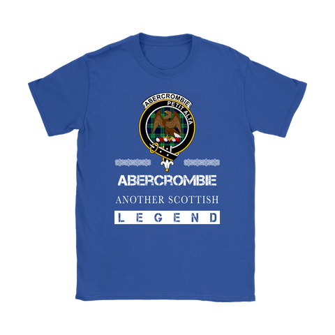 Abercrombie Scottish Legend T-shirt And Hoodie | Scotland Clothing | Hot Sale