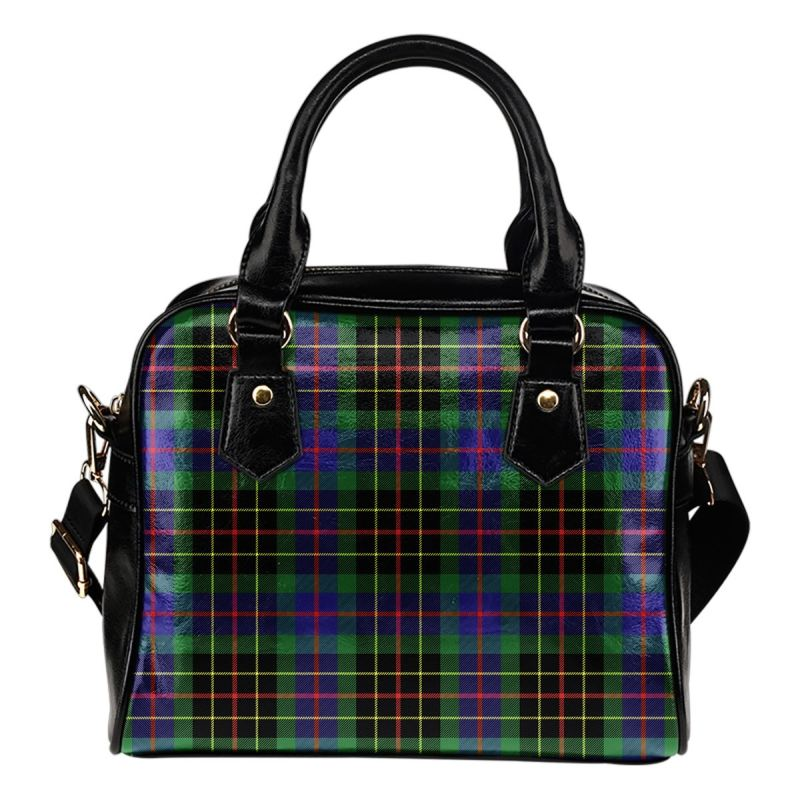 Brodie Hunting Modern Tartan Shoulder Handbag - Bn Handbags