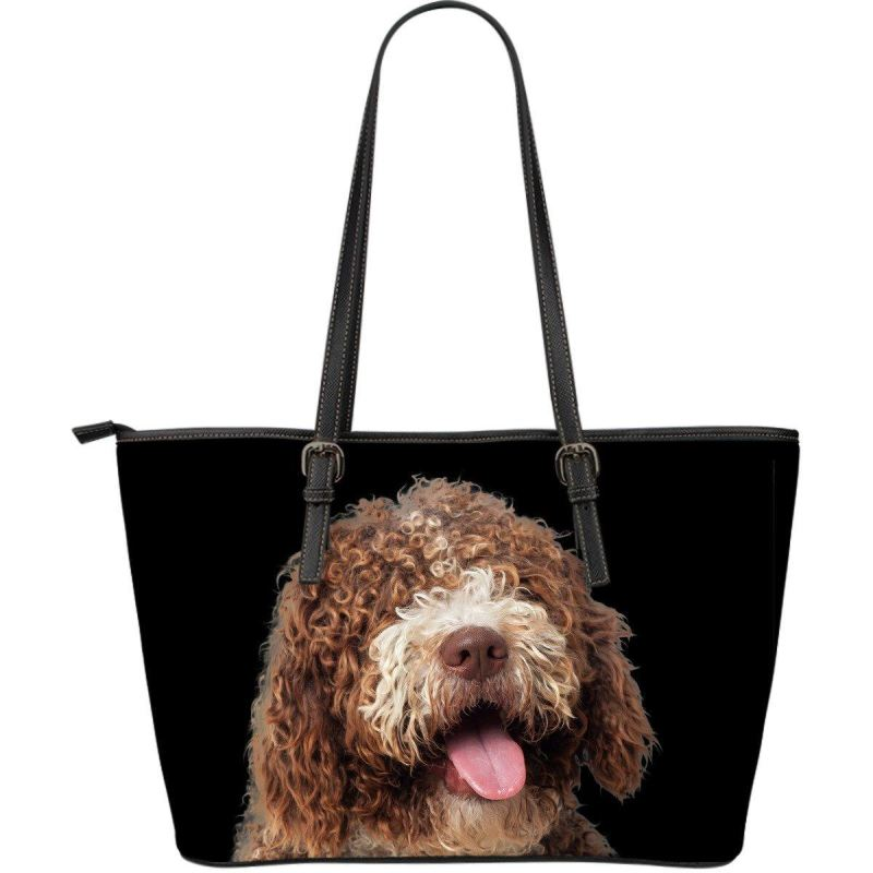 Brown Dog Leather Totes