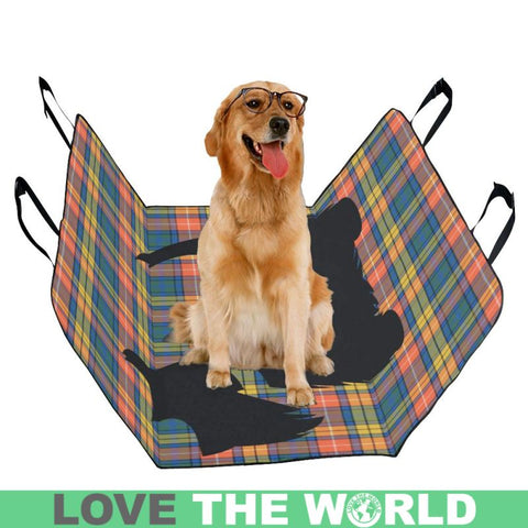 Image of Buchanan Ancient Scottie Tartan Pet Car Seat Dt8 Seats