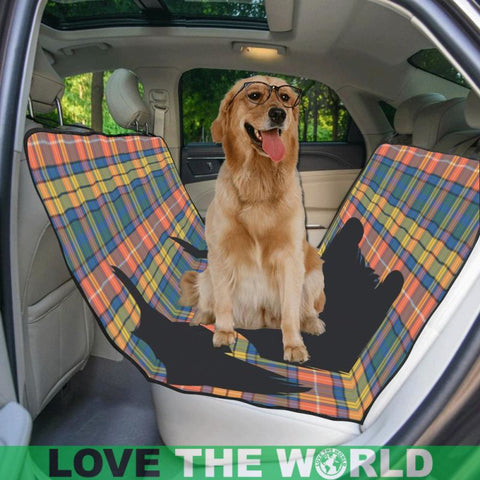 Buchanan Ancient Scottie Tartan Pet Car Seat Dt8 Seats