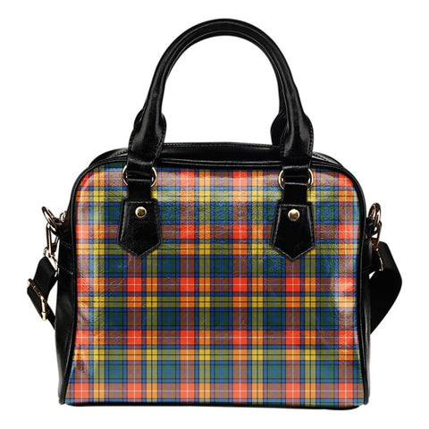 Buchanan Ancient Tartan Shoulder Handbag - Bn Handbags