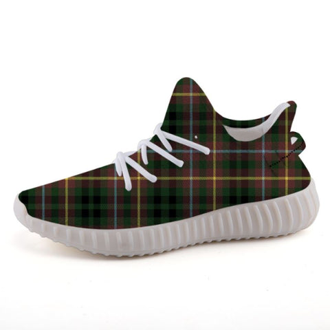 Buchanan Hunting Modern Tartan Lightweight Fashion Sneakers V5 35