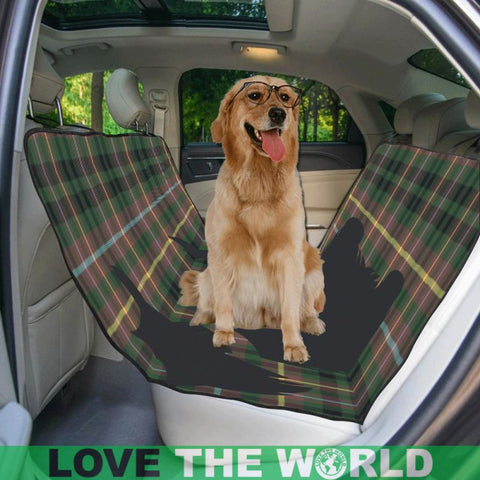 Buchanan Hunting Scottie Tartan Pet Car Seat Dt8 Seats