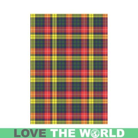 Buchanan Modern Tartan Flag K7 |Home Decor| 1sttheworld