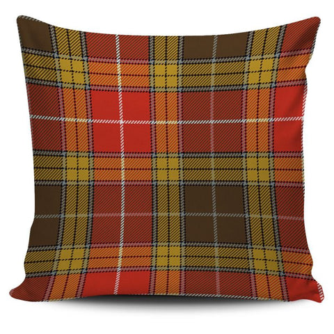 Buchanan Old Set Weather Tartan Pillow - Bn Pillows
