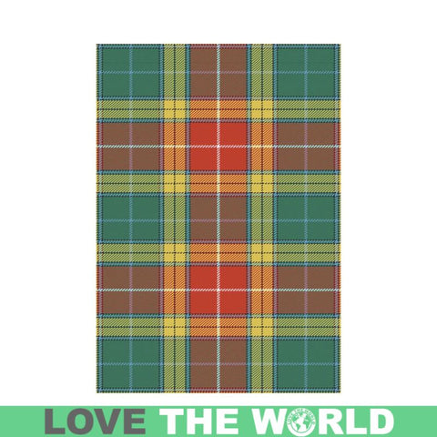 Buchanan Old Sett Tartan Flag K7 |Home Decor| 1sttheworld