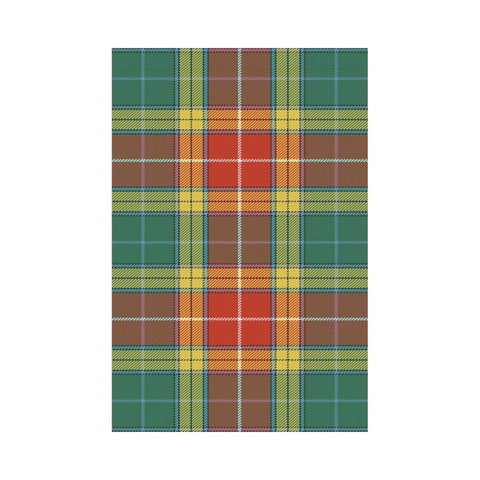 Image of Buchanan Old Sett Tartan Flag K7 |Home Decor| 1sttheworld