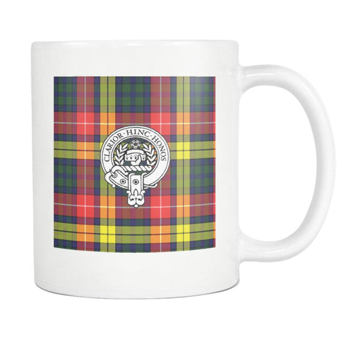 Image of Buchanan Tartan Mug N3 Mugs